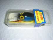 Storm Pre Rapala Wiggle Wart V 2 Blue Scale Collector New In Box