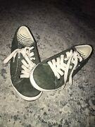 Taos Star Canvas Sneakers Tennis Shoes Womenandrsquos 8.5 Used Ones Only