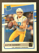 50 Card Lot Justin Herbert Rookie Card 2020 Donruss Rated Rookie Charges Qb