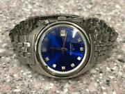 Seiko Bell Matic 4005-7000 Vintage 27 Jewels Automatic Mens Watch Auth Works