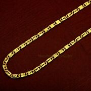 22kt 20kt Gold Royal Fancy Nawabi Chain Necklace Elegant Gifting Jewelry 30