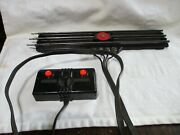 Pre-war Lionel Ucs Remote Control Track Set. With Orig Box. Excellent O Scale