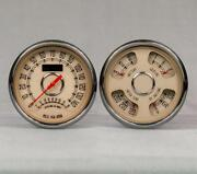 1947 1948 1949 1950 1951 1952 1953 Gmc Truck Origanal Style Gauges Direct Fit