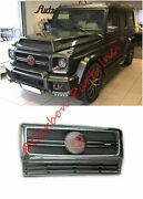 W463 Carbon Grille Brabus Style For Mercedes-benz G-class G63 G65 2008-2018