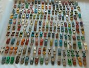 Lot 180 Vintage Hot Wheels Redlines Misc Cars Emergency Military...and More