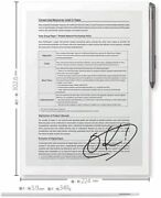 Sony Digital Paper Dpt-rp1 Part Number Dpt-rp1/wca Tracking Number New