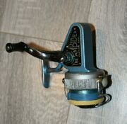 Vintage Blue The Ambidex Casting Reel J W Young And Son