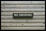 No Smoking Party Bar Vintage Style Signs Antique Man Cave Beer Home Brew