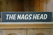 Nags Head Home Bar Vintage Style Signs Antique Man Cave Beer Home Brew