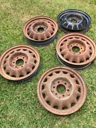 Artillery Wheels 17 6-lug From And03936 Chevy Pickup Five Rims 17x3.62