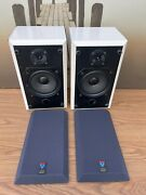 Bowers And Wilkins Bandw Series 200 V201 Speakers Working Amazing
