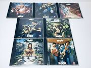 Time Life Music Classic Rock Collection 8 Cd Lot With 181 Tracks, Like New Discs