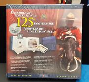 1998 Royal Canadian Mounted Police 125th Anniversary Collectors Set - Unopened