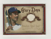 You Pick - Red Sox Certified Autograph Auto Gu Serial Star Hof Rookie Rc 511