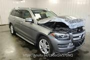 2014 Mercedes Gl450 Transmission Assembly 166 Type Automatic 61k Miles