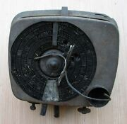 1930s - 1950s Heater And Defroster - Deluxe Art Deco