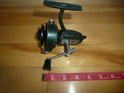 Vintage Fishing Reel Zebco Xrl15 Nice Fishing Cond, Mitchell 308 Competitor