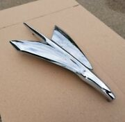 1947-54 Chevy Truck Hood Ornament Eagle Wing Chevrolet Accessory 48 49 51 52 53