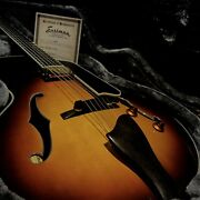 Eastman 805ce Sunburst Jazz Archtop Acoustic Electric Guitar All Carved W Case
