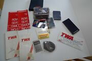 Vintage Twa Airlines Collectible Items