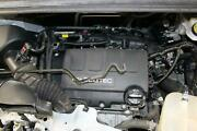 2017-2020 Chevy Trax Engine Assembly 1.4l Vin B 8th Digit Opt Luv 25k Miles