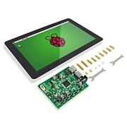 Raspberry Pi 10 Inch Touch Screen - 10.1 Hdmi 1280x800 Ips Lcd Touchscreen