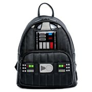 Loungefly Star Wars Darth Vader Light Up Mini Backpack In Hand