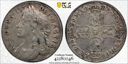 1686 Great Britain Shilling S-3410 G/a In Mag James Ii Pcgs Xf45 Km 451.1