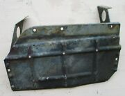 1933 1934 1935 1936 1937 1938 1939 Lincoln K Battery Tray