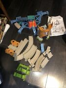 Thomas Castle Quest Set Trackmaster Thomas And Friends Track Only Complete
