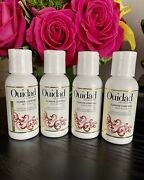 Ouidad Climate Control Heat And Humidity Gel - Set Of 4 10oz New And Sealed