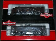 Intermountain Ho Scale Cgw-chicago Great Westernandnbspf3a And B 109a And110b Sound Dcc
