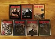 The Sopranos Dvd Complete Series Season 1-6 Part 1 And 2 3 And 4 Still Sealed