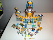 Lego Legends Of Chima 70010 The Lion Chi Temple Incomplete Parts