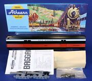 Athearn Ho Scale New Haven 3018 Streamline Baggage Car Kit 1784
