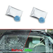 10pcs Auto Windshield Washer Cleaning Solid Effervescent Tablet Accessory