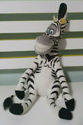 Madagascar Zebra Character Marty Plush Toy Soft Toy About 30cm Tall Kids Toy