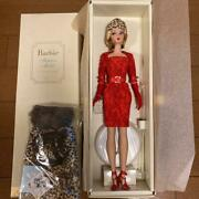Barbie Dolls Fashion Model Collection Red Hot Revue