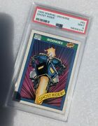 1990 Marvel Universe Ghost Rider Rookie 82 Psa 9 Mint Low Pop 25 Ships Free