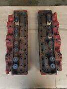 Oldsmobile C Cylinder Head 394 548 394548 Best Flowing Stock Heads Pair Of Heads