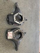 Nos Oem Fomoco Ford 1973 - 1976 Truck Pickup 4x4 Spindle Arm Assy. Pair