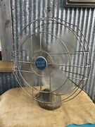"""Vintage Western Auto Supply Co 16"""" Oscillating Wizard Deluxe"""