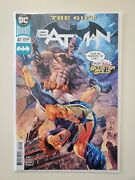 Batman 47 The Gift Booster Gold Dc Comic 1st Print 2018 Nm Signed By Tom King