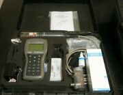 Hanna Hi9828 Multi Ph Orp Ec Do Water Quality Meter Kit And 12ft Cable In Case Gps