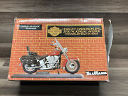 Gte Telemania Harley Davidson Motorcycle Touch Tone Telephone In Box Free Ship