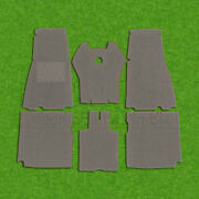 Gray Loop Carpets Kit For Volvo Pv 444 And Pv 544 5pc