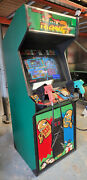 Point Blant 2 Video Game 2 Person Shooter Full Size Arcade Shooting Game - Works