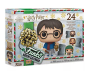 Funko Pop Advent Calendar Harry Potter Christmas Holiday Gift Collectible