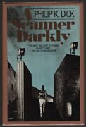 A Scanner Darkly - Philip K. Dick. 1st, Advance Review Copy With Slip Laid In.