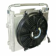 Bd-power Xtrude Double Stacked Auxiliary Transmission Cooler Assembly